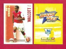 Arsenal Theo Walcott England (SO07)